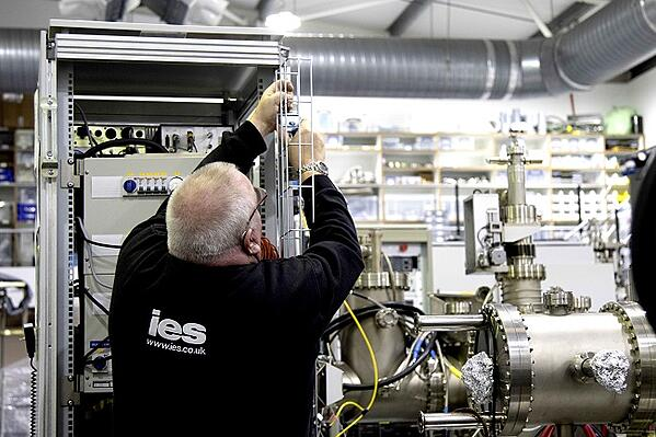 How IES' Flexible Resources Allow Us to Continue Supporting Customers