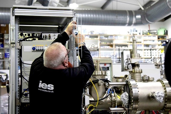 Equipment Modification Services from IES