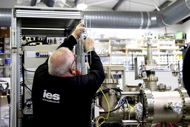 IES equipment installation service