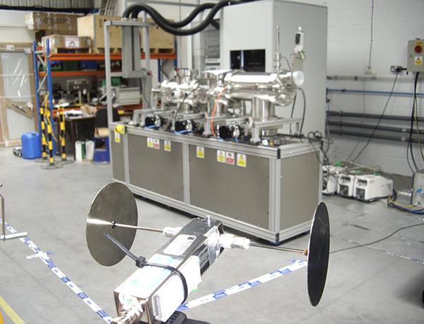 Machinery Directive testing