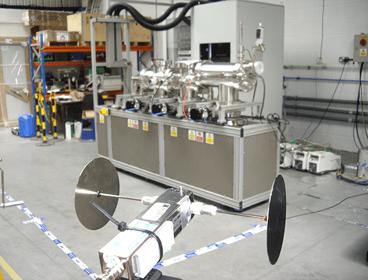 On-site EMC testing