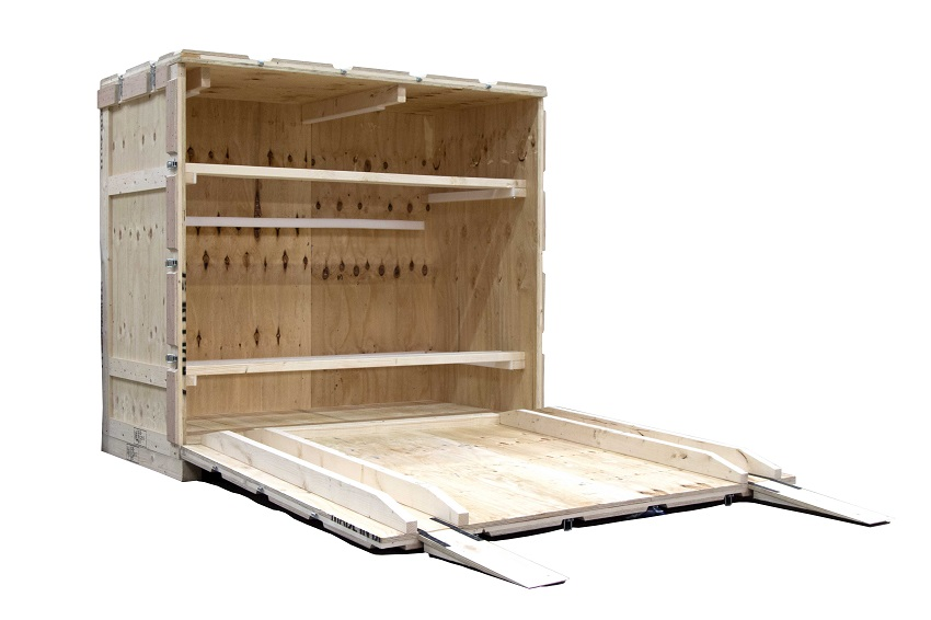 Export packing - discover our specialist crates-1