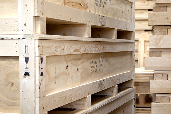 Made to order Export Packing Crates