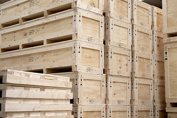 Export Packing Ply Batten Crates