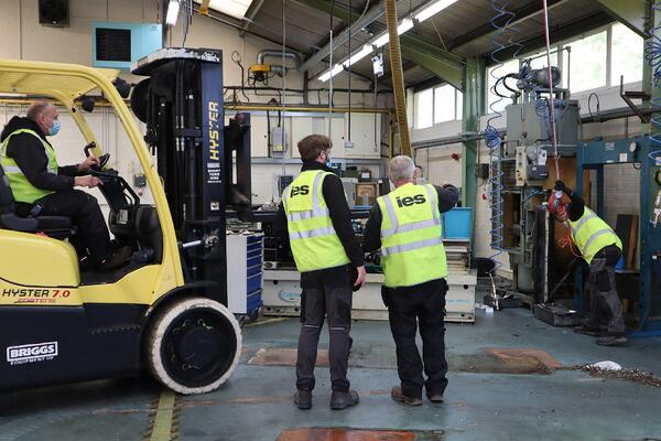 Hi-tech machinery decommissioning: How to get it right