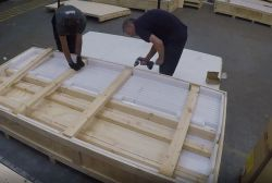 With Delicacy to Dubai: The story of 650 decorative cornice plaster lengths