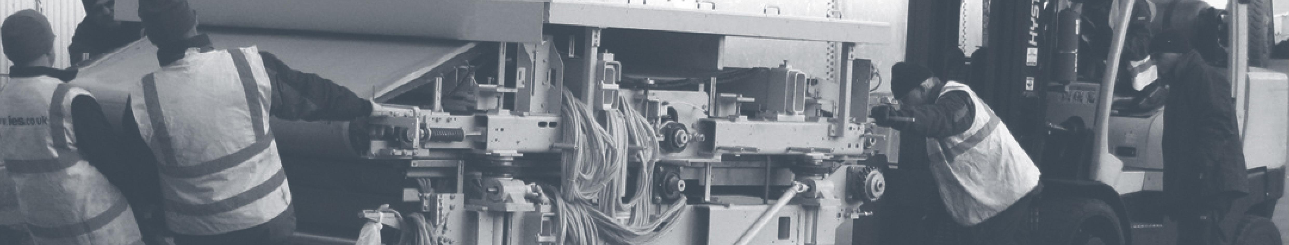 Machinery Movement