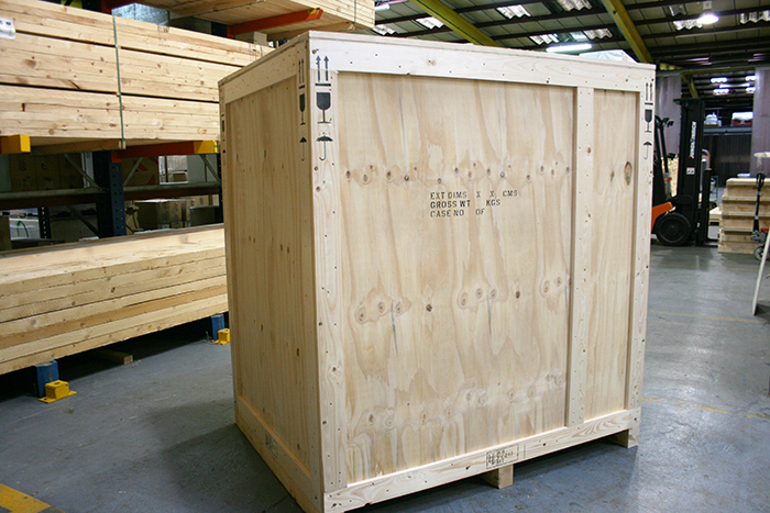 Export Packing & Wooden Crate Manufacture by IES