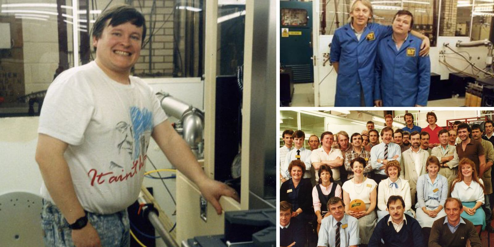 From a 5 year apprenticeship to far flung travels: Barry Tomkins's career in semiconductors