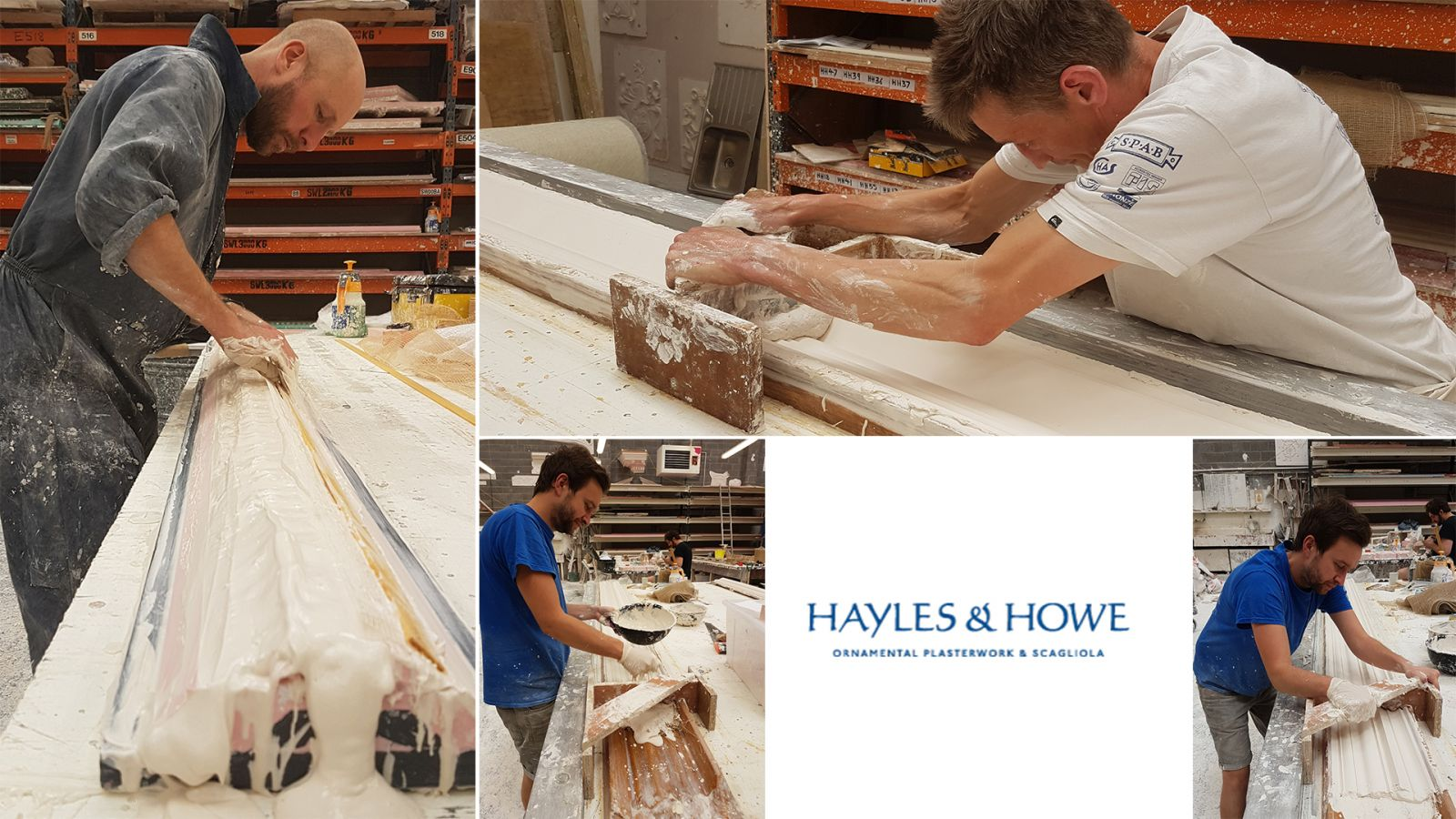 Hayles and Howe
