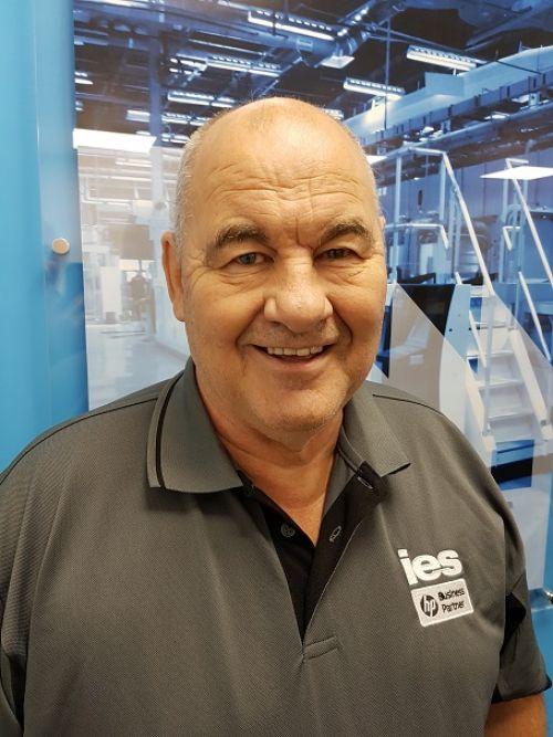 'Print Guru' Russ Has No Plans to Retire After 48-Year Career in Bristol