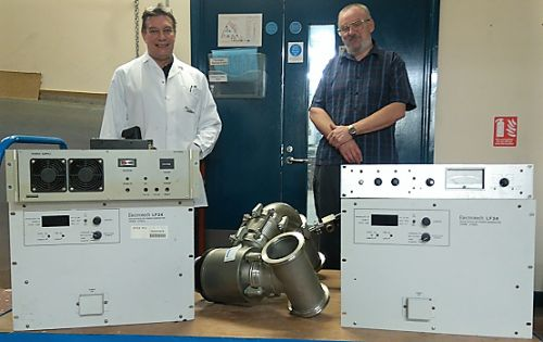 IES Supports R&D at University of Bristol