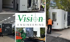 Factory Move into New HQ for Vision Engineering
