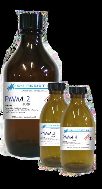 PMMA-Resist